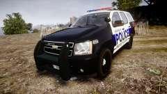 Chevrolet Tahoe 2010 Police Algonquin [ELS] para GTA 4