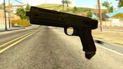 AP Pistol from GTA 5 para GTA San Andreas
