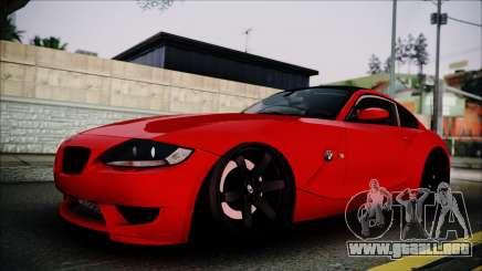 BMW Z4 M85 para GTA San Andreas