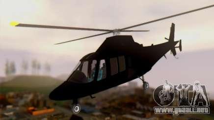 Swift GTA 5 para GTA San Andreas