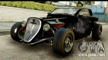 GTA 5 Hotknife IVF para GTA San Andreas