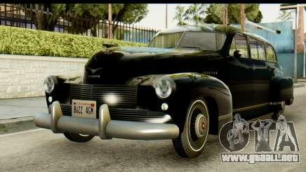 Lassiter Series 75 Hollywood para GTA San Andreas