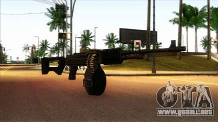 RPK from Kuma War para GTA San Andreas