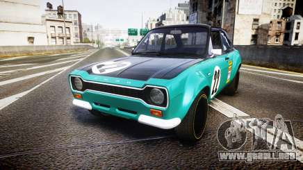Ford Escort RS1600 PJ22 para GTA 4