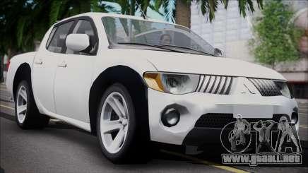 Mitsubishi Triton para GTA San Andreas