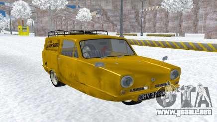 Reliant Supervan Only Fools and Horses para GTA San Andreas
