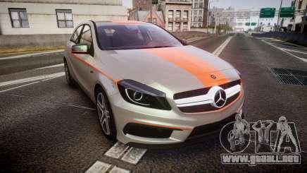 Mersedes-Benz A45 AMG PJs3 para GTA 4