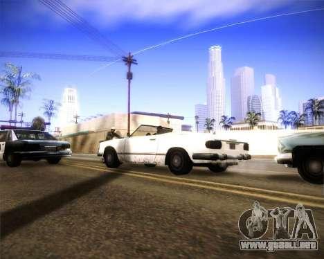 Glazed Graphics para GTA San Andreas tercera pantalla