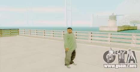 Ghetto Skin Pack para GTA San Andreas twelth pantalla