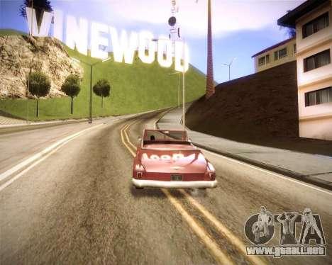 Glazed Graphics para GTA San Andreas