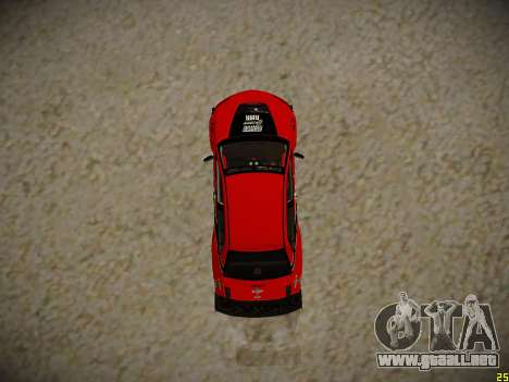 Mitsubishi Lancer Tokyo Drift para GTA San Andreas