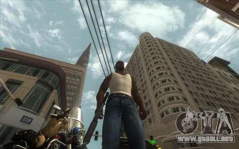Classic Dark ENB para GTA San Andreas