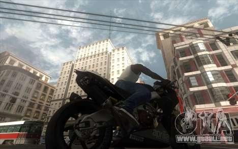 Classic Dark ENB para GTA San Andreas segunda pantalla