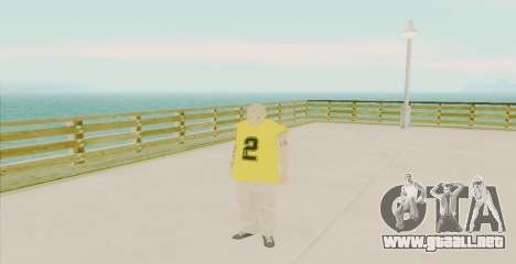 Ghetto Skin Pack para GTA San Andreas octavo de pantalla