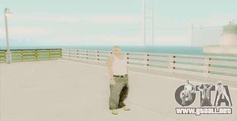Ghetto Skin Pack para GTA San Andreas séptima pantalla