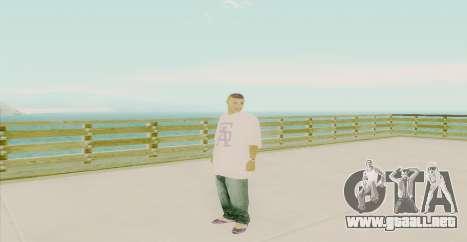 Ghetto Skin Pack para GTA San Andreas décimo de pantalla