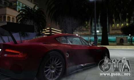 GTA 5 ENBSeries v3.0 Final para GTA San Andreas segunda pantalla