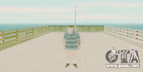 Ghetto Skin Pack para GTA San Andreas tercera pantalla