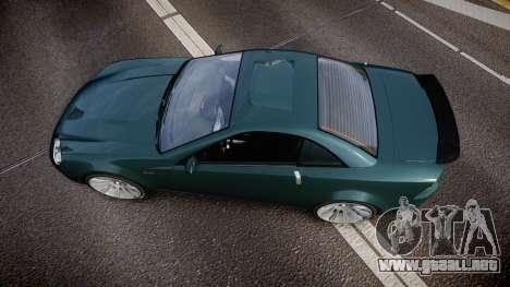 Benefactor Feltzer V8 Sport para GTA 4 visión correcta