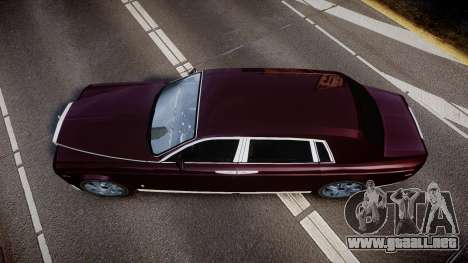 Rolls-Royce Phantom EWB v3.0 para GTA 4 visión correcta