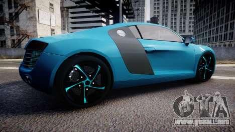 Audi R8 Tron Legacy [EPM] para GTA 4 left