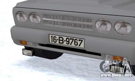 Aro 242 para visión interna GTA San Andreas