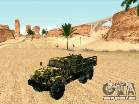 ZIL 131 Diablo Arba para GTA San Andreas