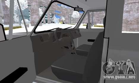 Aro 242 para vista inferior GTA San Andreas