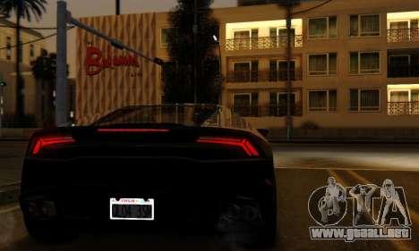 GTA 5 ENBSeries v3.0 Final para GTA San Andreas tercera pantalla