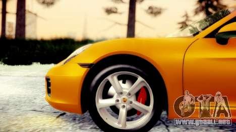 ENB Flash Real Overhaul para GTA San Andreas quinta pantalla