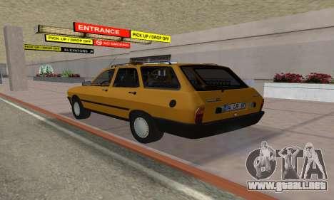 Renault 12 SW Taxi para GTA San Andreas
