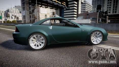 Benefactor Feltzer V8 Sport para GTA 4 left