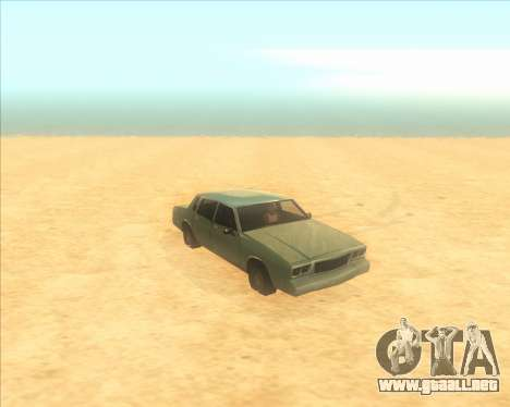 ENBSeries NEW Perfect Effects para GTA San Andreas