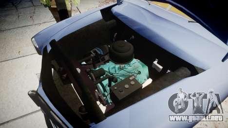 Ford Custom Tudor 1949 v2.1 para GTA 4 vista hacia atrás