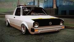 Volkswagen Caddy DRY Garage
