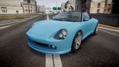 Pfister Comet Convertible para GTA 4
