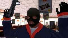 Franklin (el Ladrón) de GTA 5
