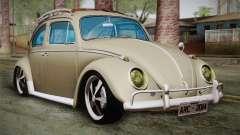 Volkswagen Fusca 1974 para GTA San Andreas