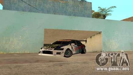 Mitsubishi Lancer Evo 9 VCDT V2 para GTA San Andreas
