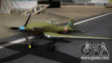 ИЛ-10 de la Fuerza Aérea de corea para GTA San Andreas