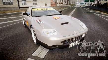 Ferrari 575M Maranello 2002 para GTA 4