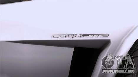 GTA 5 Invetero Coquette Classic HT SA Mobile para la visión correcta GTA San Andreas