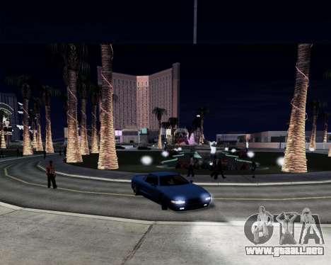 GtD ENBseries para GTA San Andreas tercera pantalla