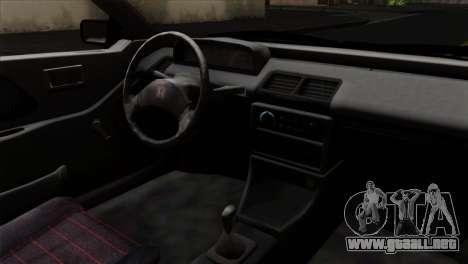 Honda Civic EF Hatchback para la visión correcta GTA San Andreas