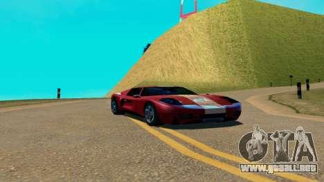 Summers-ENB v9.5 para GTA San Andreas segunda pantalla