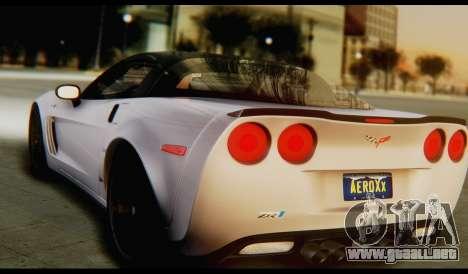 Humaiya ENB 0.248 para GTA San Andreas tercera pantalla