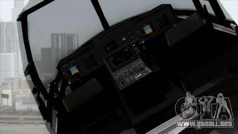 MV-22 Osprey USAF para la visión correcta GTA San Andreas