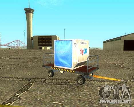 New Bagbox B para GTA San Andreas