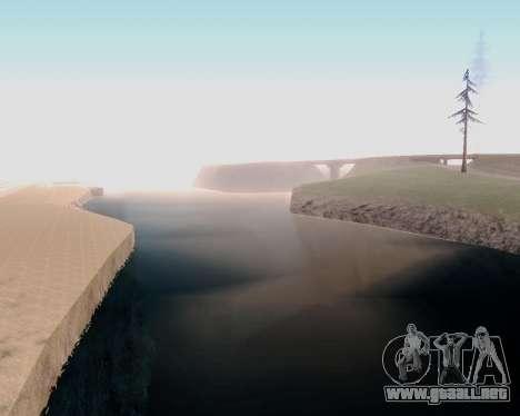 ENB Series for Low PC para GTA San Andreas segunda pantalla