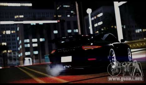 Grizzly Games ENB V2.0 para GTA San Andreas sucesivamente de pantalla